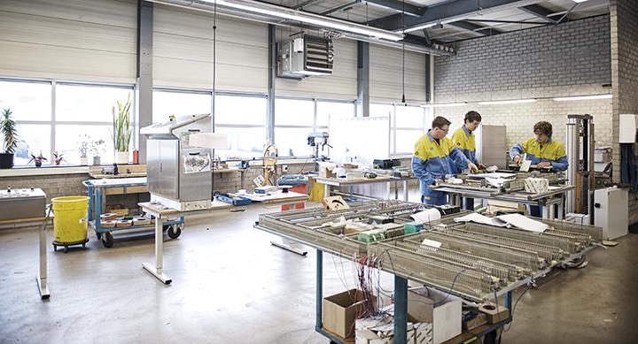 Sollicitatieprocedure - VMBO Beroepsopleidingen bij Tata Steel